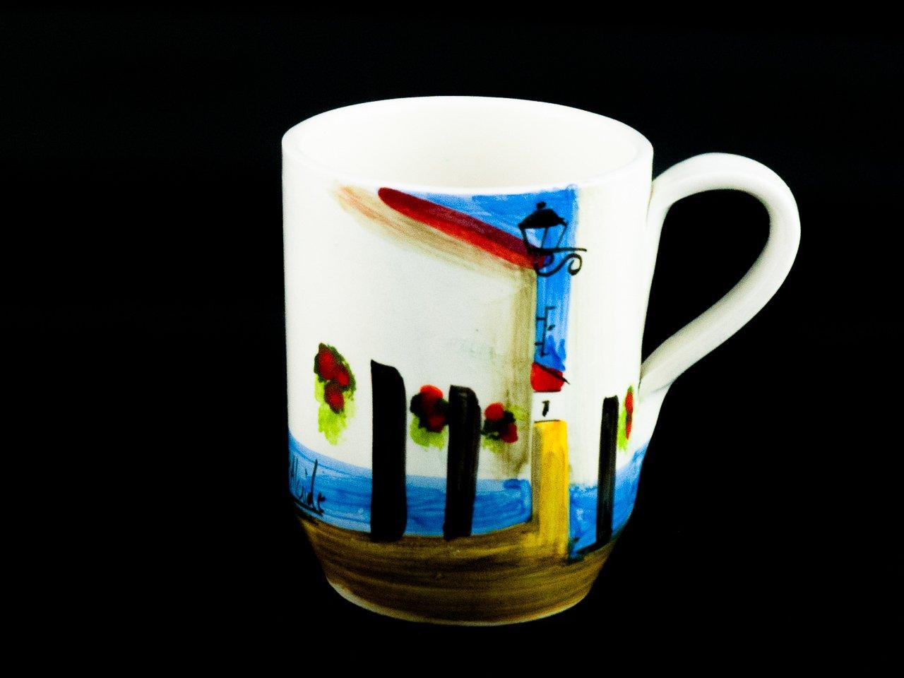 Taza ceramica la rambla