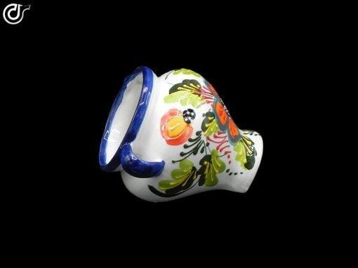 Comprar-maceta-de-pared-orza-blanca-decorada-modelo-02-7