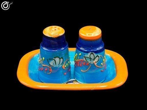 Comprar-salero-y-pimentero-azul-decorado-modelo-02-1-1