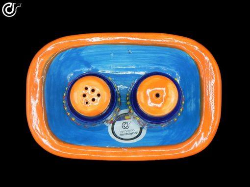 Comprar-salero-y-pimentero-azul-decorado-modelo-02-2