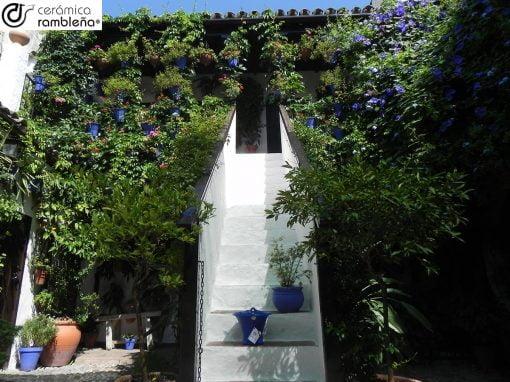 Comprar-maceta-pared-patios-de-Cordoba-azul-tradicional-06