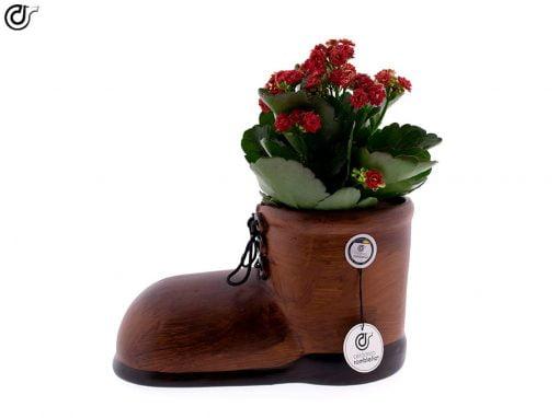 comprar-centro-de-mesa-zapato-bota-marron-02