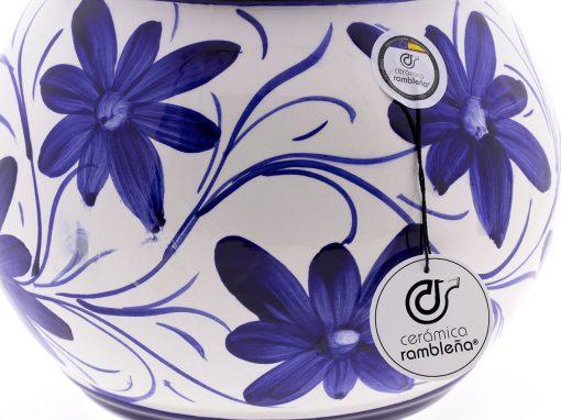 comprar-maceta-pared-olla-azul-modelo-D14-04