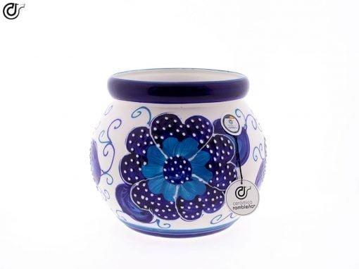 comprar-maceta-pared-olla-azul-modelo-D15-03