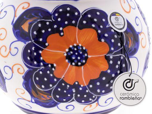 comprar-maceta-pared-olla-naranja-modelo-D16-03