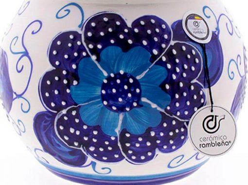 comprar-maceta-suelo-olla-azul-modelo-D21-03