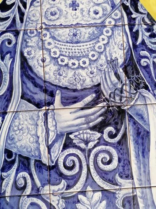 comprar-mural-de-pared-mural-ceramica-virgen-de-los-dolores-cordoba-3