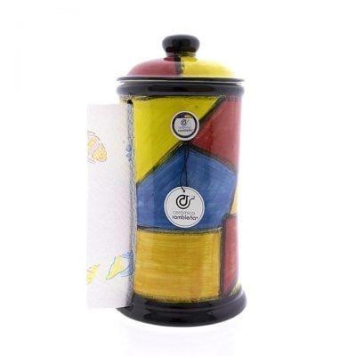 comprar-portarrollos-de-cocina-portarrollos-ceramica-decorado-tutti-modelo-02-01