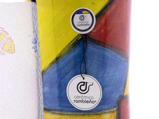 comprar-portarrollos-de-cocina-portarrollos-ceramica-decorado-tutti-modelo-02-03
