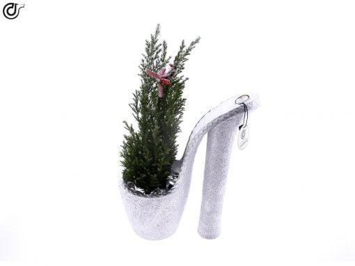 comprar-centro-de-mesa-zapato-tacon-decorado-plata-04