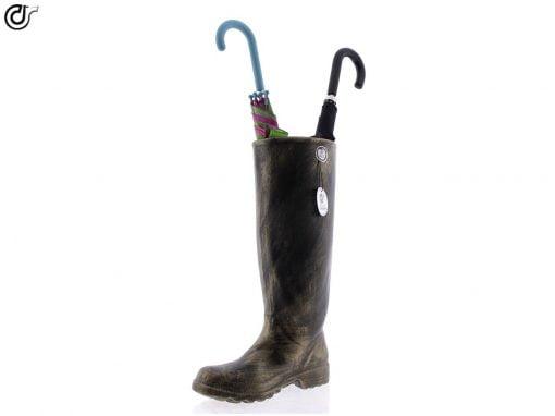 comprar-paraguas-original-bota-decorado-dorado-envejecido-modelo-05-02