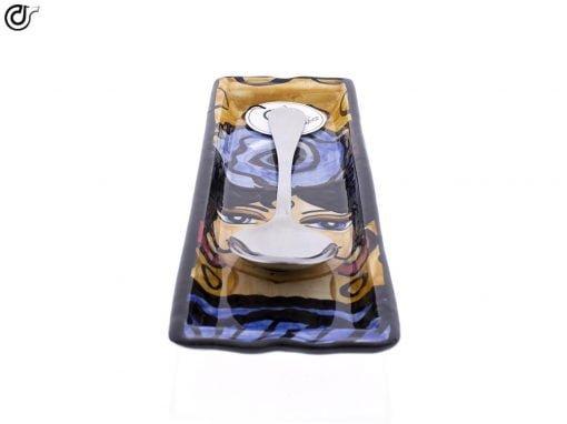 comprar-soporte-cucharas-decorado-flamenca-azul-modelo-06-02