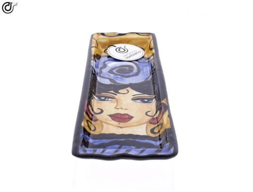 comprar-soporte-cucharas-decorado-flamenca-azul-modelo-06-05