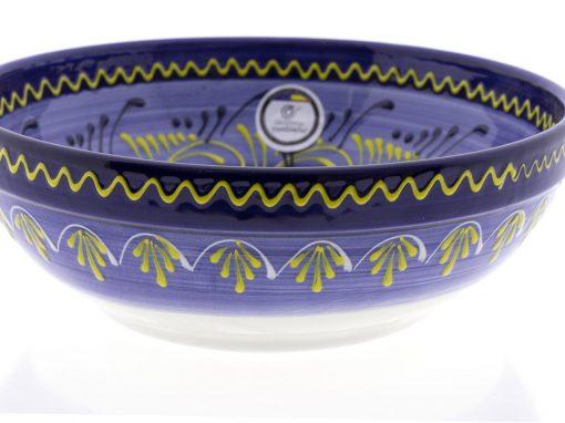 comprar-ensaladera-bol-decorado-azul-modelo-10-03