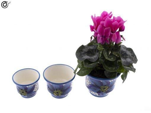 comprar-maceta-suelo-conjunto-x3-azul-decorada-modelo-d38-02