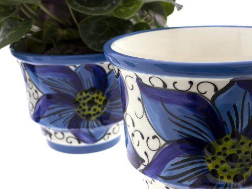 comprar-maceta-suelo-conjunto-x4-azul-decorada-modelo-d37-02