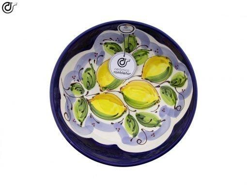 comprar-ensaladera-bol-decorado-azul-modelo-15-03