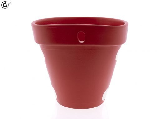 comprar-maceta-pared-lunares-rojo-modelo-d52-03