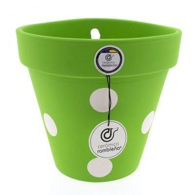 comprar-maceta-pared-lunares-verde-modelo-d53-01