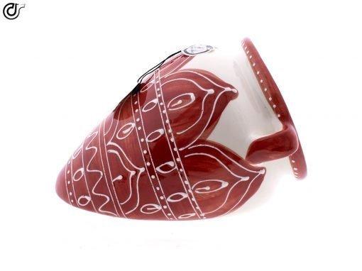 comprar-maceta-pared-orza-rojo-modelo-d55-03