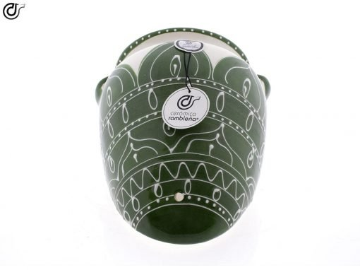 comprar-maceta-pared-orza-verde-modelo-d56-04