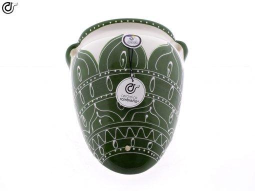 comprar-maceta-pared-orza-verde-modelo-d56-05