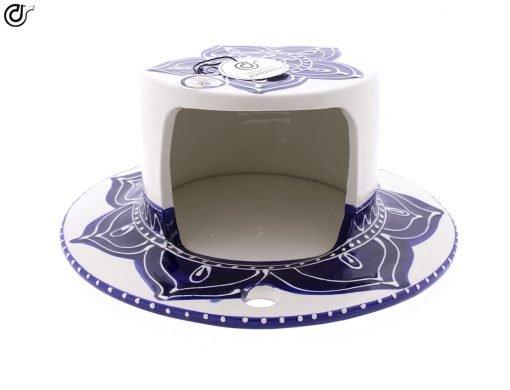 comprar-maceta-sombrero-cordobes-azul-modelo-D70-03