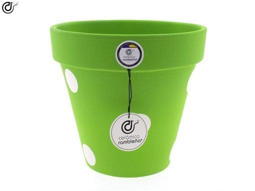 comprar-maceta-suelo-lunares-verde-modelo-d51-01