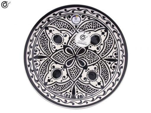 plato-decorativo-pared-barro-blanco-modelo-d34-01