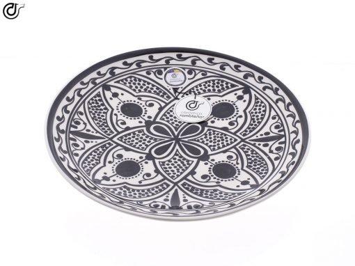 comprar-plato-decorativo-pared-barro-blanco-modelo-d34-03