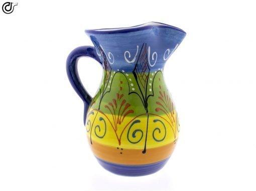 comprar-jarra-de-agua-15-litros-azul-decorada-modelo-06-03