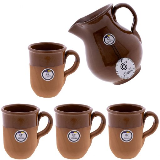 comprar-juego-4-vaso-jarra-de-barro-y-jarra-1.5-litros-01