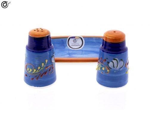 comprar-salero-y-pimentero-azul-decorado-modelo-02-02