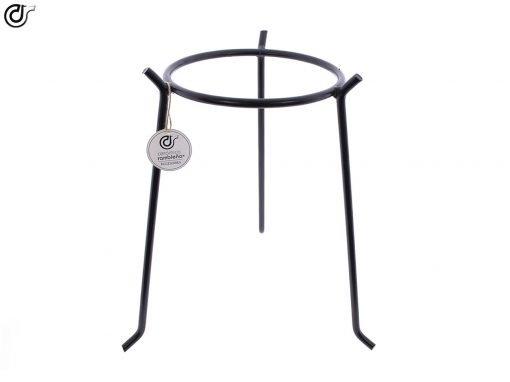 comprar-macetero-decorativo-en forja-Macetero-con patas-Modelo-F102-01