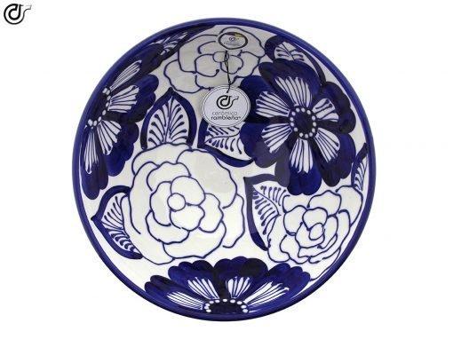 comprar-ensaladera-bol-decorado-azul-modelo-17-03