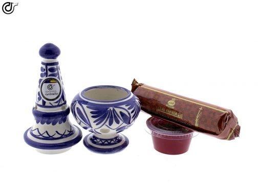 comprar-incensario-ceramica-remate-azul-incienso-y-carbon-incluidos-02