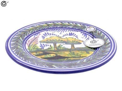 comprar-plato-de-pared-decorado-monteria-arboles-modelo-d39-02