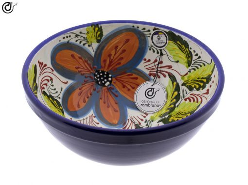 comprar-ensaladera-bol-decorado-azul-modelo-19-02
